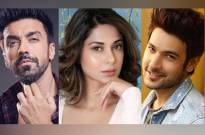 Team Beyhadh 2 is all smiles as they pose for a click