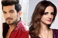 Arjun Bijlani chills with Sussanne Roshan; shares lovely post