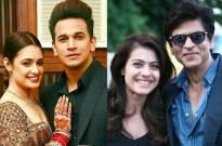 When Prince  and Yuvika did a Shah Rukh Khan and Kajol