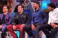 The Kapil Sharma Show written update: Team Dabangg 3 graces the show
