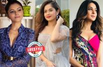 Are Rubina Dilaik, Jannat Zuair and Jennifer Winget giving into the 'PEEP-TOE' TREND?