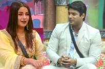 Shehnaaz Kaur Gill And Sidharth Shukla