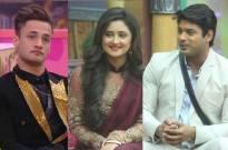 Asim,Rashami and Sidharth Shukla