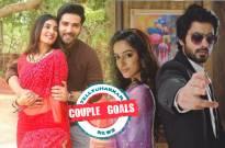 COUPLE GOALS! Pandya store's Gaura and Yeh Hai Chahatein's Rusha recreated the Maine Pyar Kiya's Salman Bhagyashree's romantic m