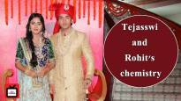 Tejasswi and Rohit