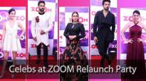 Zoom relaunch party
