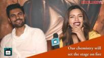 Gaurav Chopra & Shama sikander