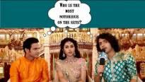 Sumedh, Mallika and Basant