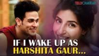 Priyank Sharma and Harshita Gaur