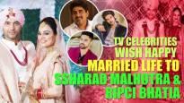 Ssharad Malhotra and Ripci Bhatia