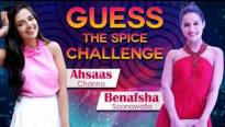 Benafsha Soonawalla and Ahsaas Channa