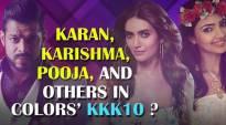 Karan Patel, Karishma Tanna, Pooja Banerjee,