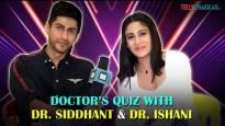 Dr. Siddhant & Dr. Ishani