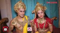 Vishal Karwal and Neha Sargam talk about their roles in Shri Krishna