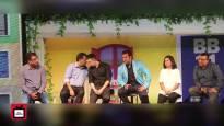 Salman reveals all at Bigg Boss 11 launch