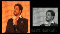 SRK promotes 'Chennai Express' at an award function
