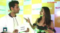 Actors mimic other celebrities at TellyChakkar's 13th B'day Bash