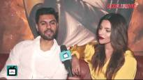 Our chemistry together is 'TOO HOT' to handle- Gaurav Chopra & Shama sikander