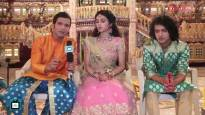 "Sumedh, Mallika and Basant shares""the most notorious' from the sets of RadhaKrishn"