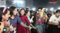 Cast of Yeh Unn Dino Ki Baat Hai celebrate Navratri