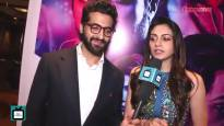 Akshay Oberoi & Simran Kaur Mundi get chatty about BarCode