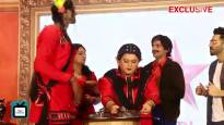 Ali Asgar celebrates his birthday with Kanpur wale Khurana's team