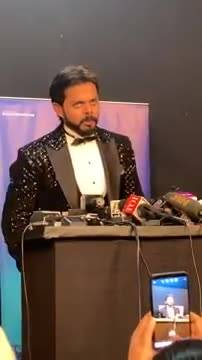 Sreesanth gives a counter reply to Romil's 'Won't let him touch the trophy' dialogue