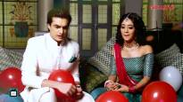 Velentines Day Special   Shivangi Joshi and Mohsin Khan take a compatibly test