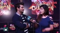 It's a struggle to handle the judges of Kitchen Champion - Host Arjun Bijlani