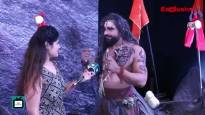 Parag Tyagi talks about his experience with the Aghori's in real life