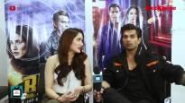 KSG & Sagarika Ghatke disclose each others secrets while shooting for ALTBalaji's BOSS