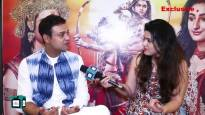 Siddharth Kumar Tewary talks about his upcoming show Luv Kush