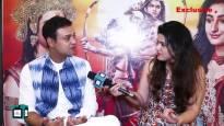 Siddharth Kumar Tewary talks about his upcoming show Luv Kush