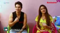 Elaichi-Pancham aka Hiba-Nikhil spill secrets about each other I Who is most likely to