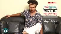 Mayur More aka Vaibhav from Kota Factory busts top myths about himself