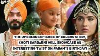 Divorce drama in Sarabjit and Meher's life in Choti Sardarni