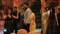 On Sets | Dance competition between Pichasni and Shergil family in Divya Drishti