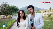 Yeh Jaadu Hai Jinn Ka actors Vikram Singh Chauhan and Aditi Sharma are all praises for each other