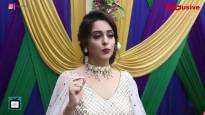 On Sets | Grand Sangeet of 'Ronakshi' in Kahaan Hum Kahaan Tum
