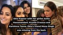 Krystle, Karan-Ankita, Erica, Shivangi, and others enjoy a happy and safe Diwali