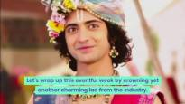 RadhaKrishn's Krishna aka Sumedh Mudgalkar is the Insta King for the week
