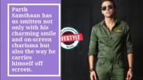 Parth Samthaan sets major styling goals