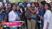 Sarabjit-Meher moments from the upcoming track in Choti Sardarni