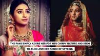 Yeh Rishta Kya Kehlata's actress, Mohena Kumari Singh is the Insta Queen for the week