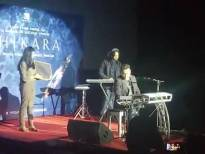 A.R. Rahaman Live Performance on SHIKARA THEME music at the trailer launch
