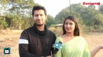 Namish Taneja and Meera Deosthale celebrate Vidya's successful 100 episodes with TellyChakkar
