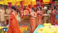 Abeer to try and stop Mishti and Nishant's wedding functions