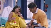 Raja-Rani to have a romantic moment in Colors Shubhaarambh
