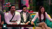Shifali becomes the reason of a fight between SIDNAAZ | Sidharth-Shehnaaz get into a verbal fight