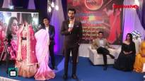 Rohit is proud of wife Sonakshi | Upcoming sequence from Kahaan Hum Kahaan Tum | TellyChakkar On Set